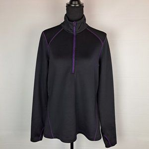 EMS Eastern Mountain Sports 1/2 zip pullover